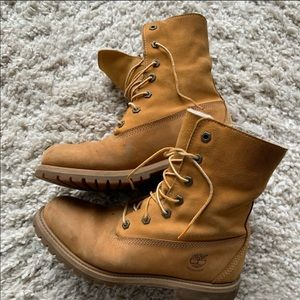 NEW- TIMBERLANDS boots